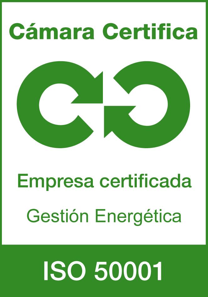 Certificación ISO50001
