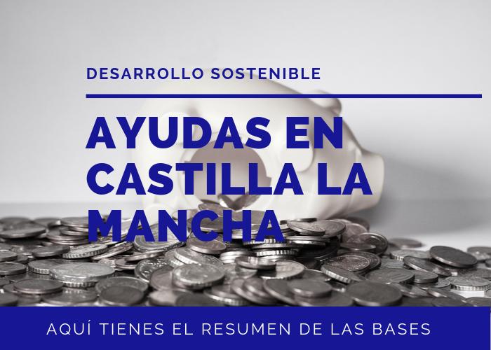 Ayudas ISO 50001 Castilla La Mancha
