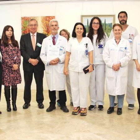 Certificado ISO 9001 Biobanco Hospital Clínico San Carlos